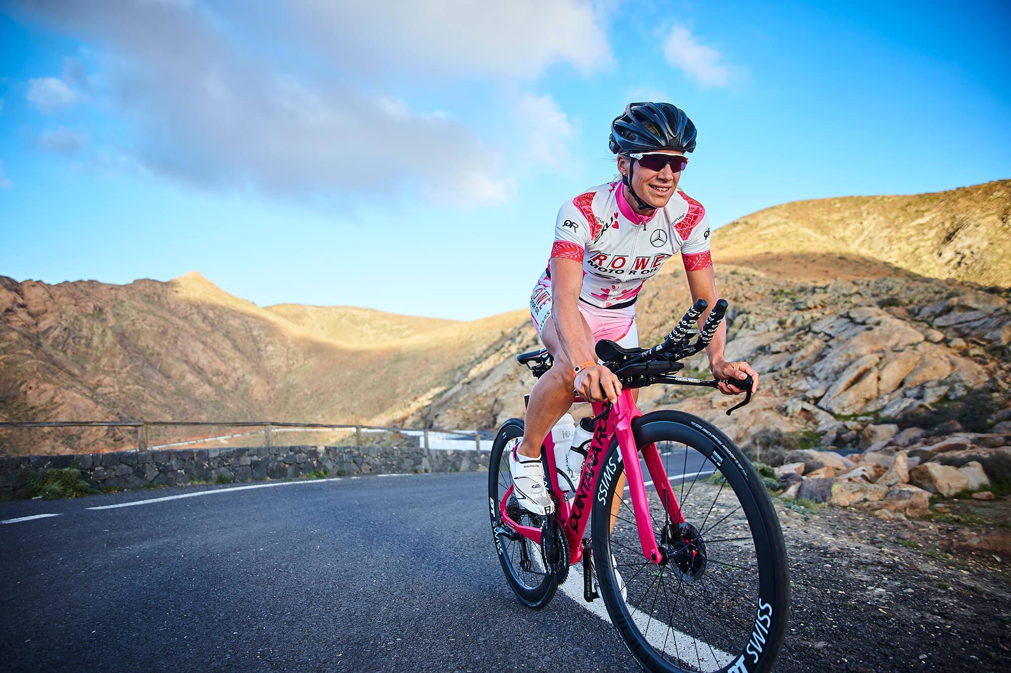 Anja Beranek - Bike