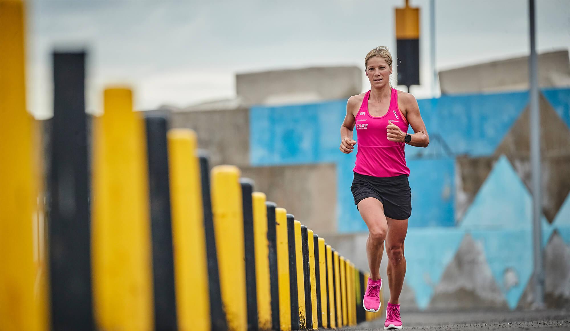 Anja Beranek - Running
